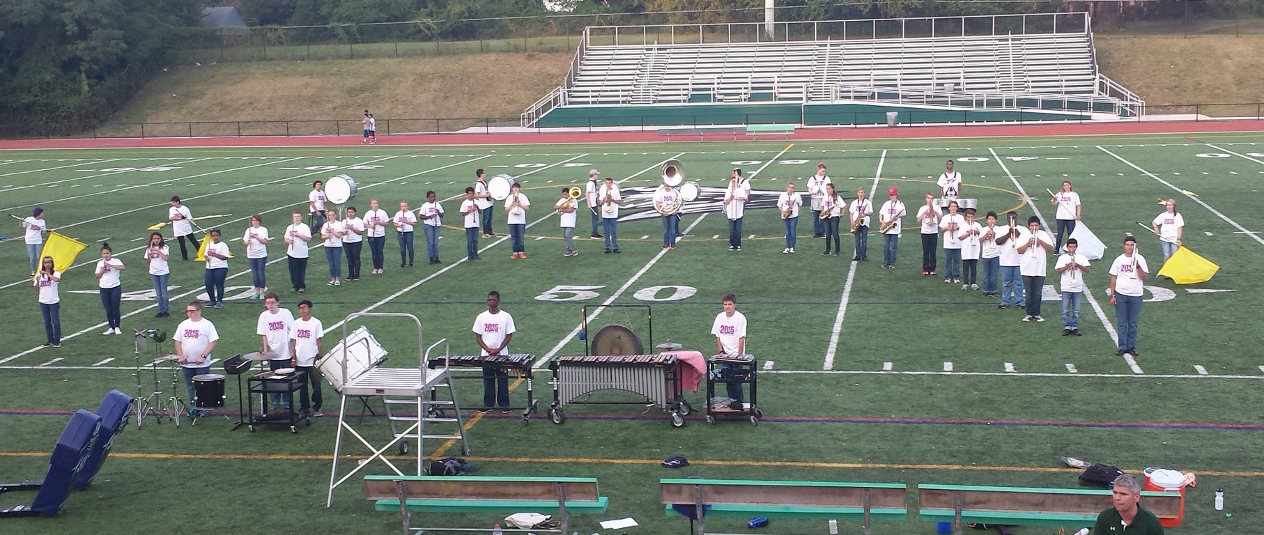 Band Parent Preview 2015